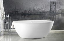 Oval Freestanding Bathtubs picture № 28