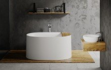 Oval Freestanding Bathtubs picture № 21