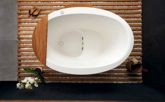 Aquatica true ofuro tranquility freestanding solid surface bathtub web 08