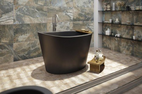 Aquatica True Ofuro Tranquility Heated Japanese Bathtub 110V 60Hz 04