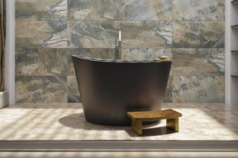 Aquatica True Ofuro Tranquility Heated Japanese Bathtub 110V 60Hz 05