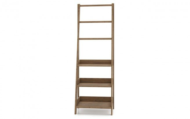 Aquatica Universal Waterproof Teak Bathroom Ladder Shelf 01 (web)